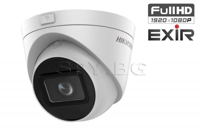 2MP куполна IP камера Ден/Нощ с вградено IR осветление с обхват до 30м - HIKVISION