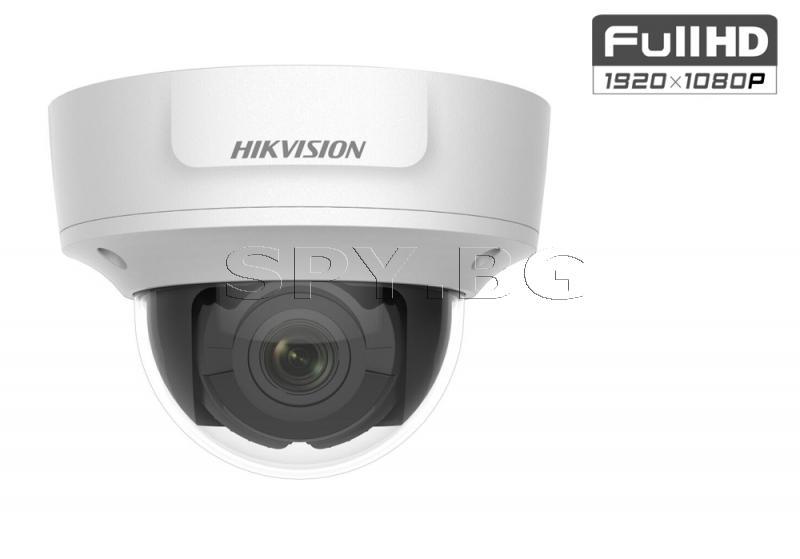 2MP куполна IP камера с вградено IR осветление с обхват до 30 м - HIKVISION