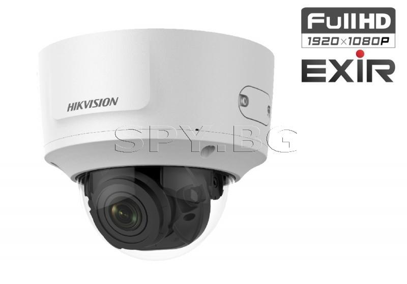 2MP Ultra-Low Light IP камера, EXIR технология до 30 - HIKVISION