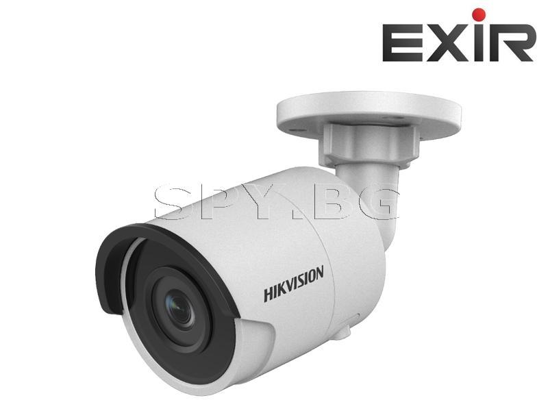 6MP IP камера Ден/Нощ, EXIR технология с обхват до 30м - HIKVISION