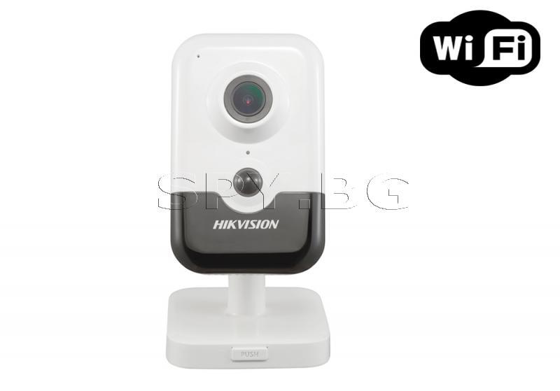 4MP Безжична компактна IP камера Ден/Нощ - HIKVISION