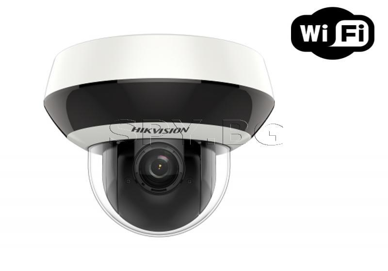 4MP Безжична управляема IP мини-камера - HIKVISION