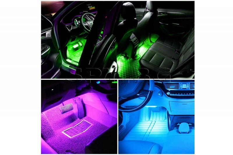 Интериорно осветление за автомобил