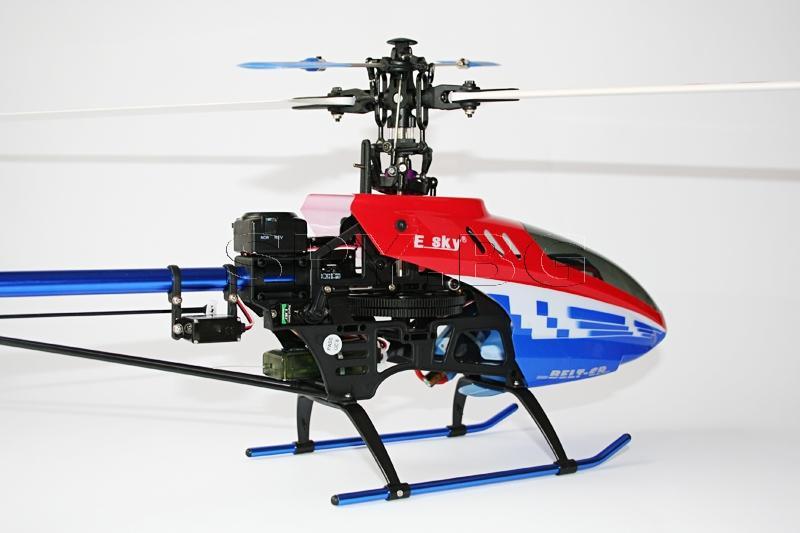 Хеликоптер BELT CPV2