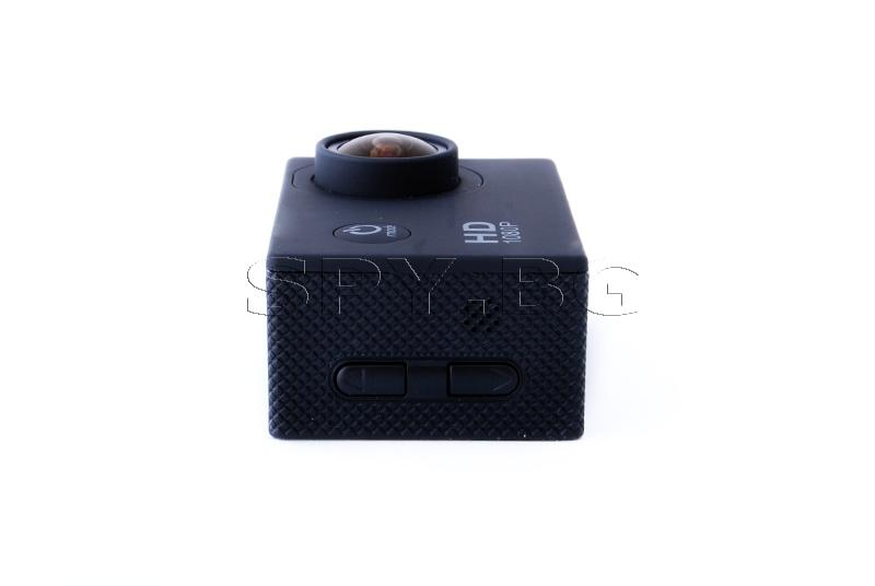 Спортна херметична FullHD камера - черна