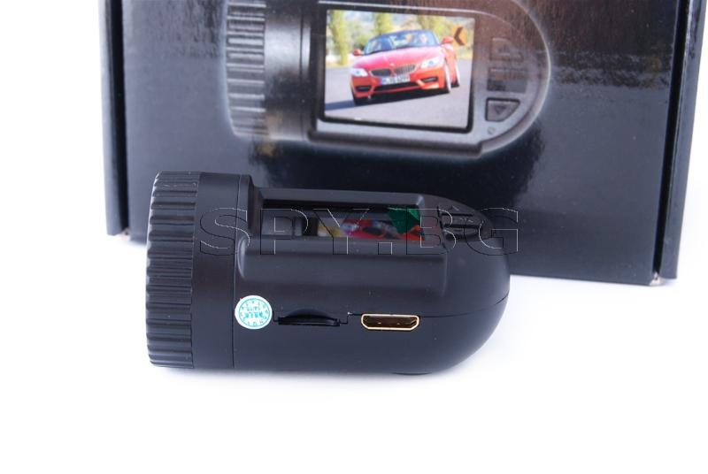 Видеорегистратор с GPS модул