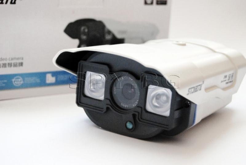 IR камера за външен монтаж 1200 линии