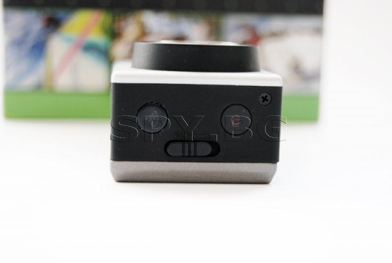 Спортна херметична Wi-Fi HD камера