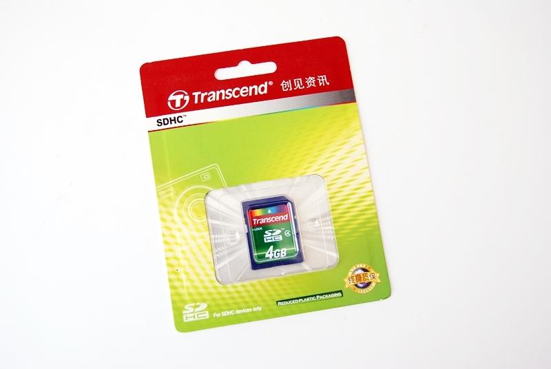 Transcend Мемори карта SDHC 2 - 4GB