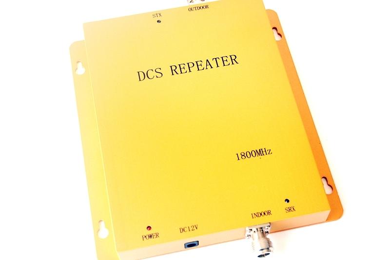 DCS усилвател - 2000 кв.м.