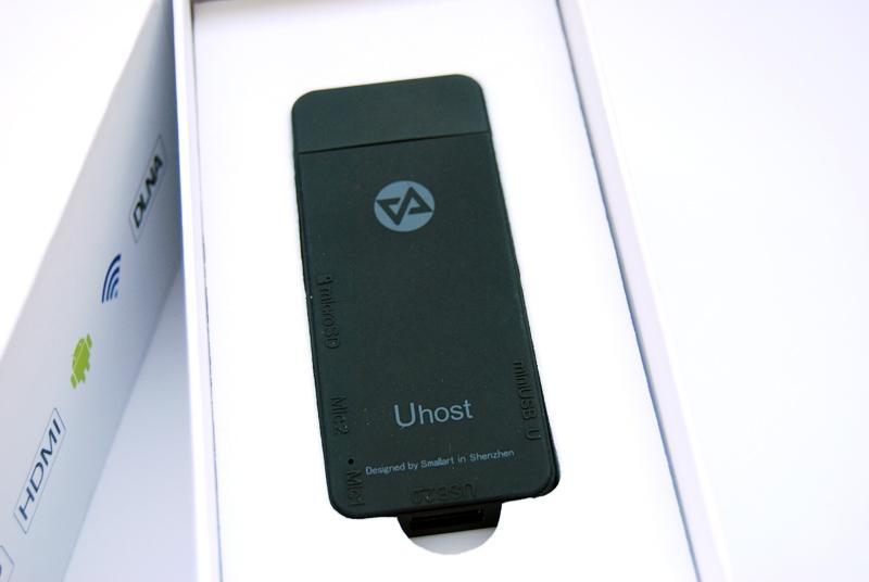 UHOST Mini PC