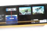 Камера с нощно виждане в номера на автомобила