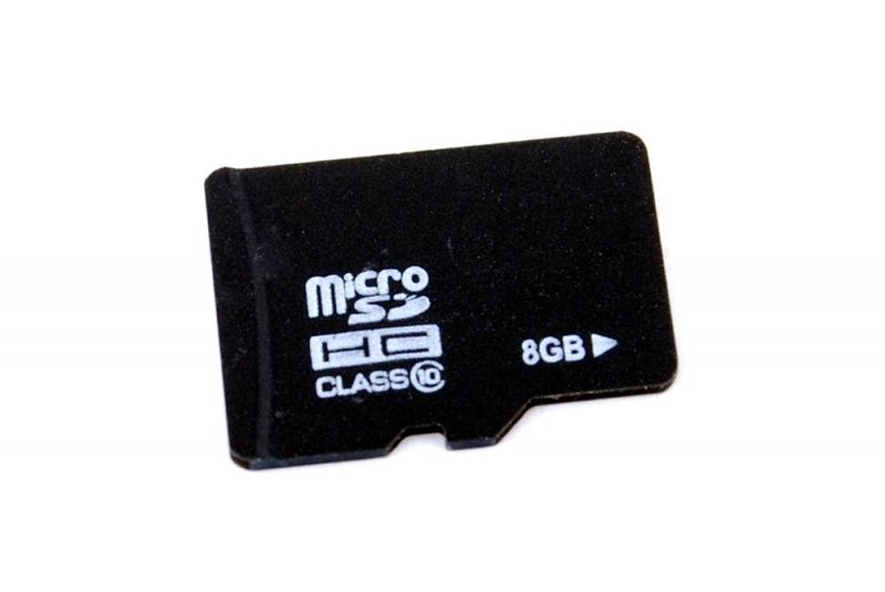 MicroSD карта 8GB
