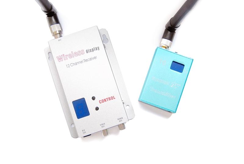 Безжичен комплект 1.2 GHz